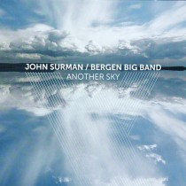 Album-cover John Surman Bergen Big Band – Another Sky