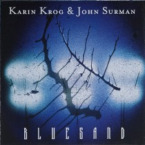Album-cover Karin Krog & John Surman – Blue Sand