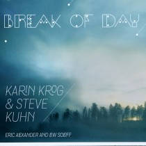 Album-cover, Karin Krog, Break of Day