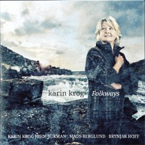Album-cover, Karin Krog, Folkways
